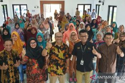 BNP2TKI beri pelatihan literasi keuangan mantan pekerja migran Banyuwangi