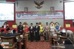 Ihsan Fajri kembali jabat ketua dewan provinsi Bengkulu