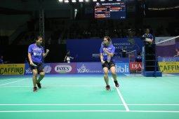 Siti/Ribka hadapi unggulan ketiga di semifinal Indonesia Masters