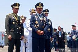 Panglima: TNI dukung kepolisian amankan pelantikan presiden