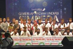Bank Jatim gelar Gemerlap Simpeda untuk dorong peningkatan DPK