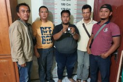 Polisi Stabat ringkus supir angkot miliki narkotika