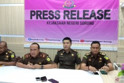 Kejaksaan Negeri Sorong tetapkan tersangka korupsi normalisasi sungai