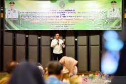 Gubernur Sumut minta  TPID kendalikan harga cabai untuk tekan inflasi