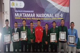 Perwakilan LDK Polbangtan Bogor terpilih menjadi Ketua FRPI periode 2019-2020