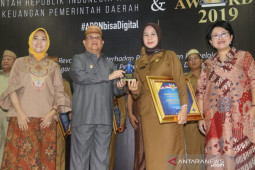 Pemkab Gorontalo kembali raih opini WTP