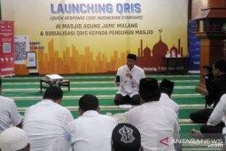 Bank Indonesia Malang fasilitasi bersedekah nontunai dengan QRIS
