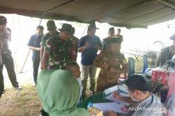 Bupati Atbah apresiasi pengobatan gratis TNI untuk masyarakat Sambas