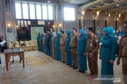 TP PKK 8 Kecamatan di Kota Jambi dilantik