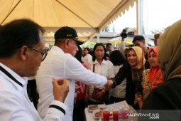 Pemkot Padangsidimpuan juara Ketahanan Pangan tingkat Sumut