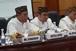Ketua DPRD Kabupaten Serang minta restu pada HUT ke 493