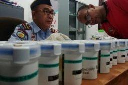 Puluhan pegawai pemasyarakatan di Aceh jalani tes  narkoba