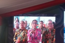 Menteri Susi resmikan 16 kegiatan prioritas kelautan dan perikanan