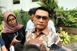 Moeldoko: Presiden arahkan syukuran pelantikan secara sederhana