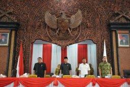 AKD DPRD Provinsi Jambi terbentuk, berikut unsur pimpinan dan anggota komisi