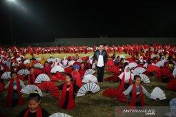 Libur akhir pekan, menyaksikan Festival Gandrung Sewu Banyuwangi