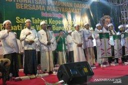 Ribuan warga Pamekasan ikuti istighatsah doakan keutuhan NKRI