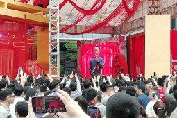 Jack Ma, orang terkaya di China, hartanya terus bertambah