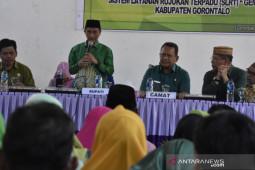 Bupati Gorontalo bertekad menurunkan angka kemiskinan