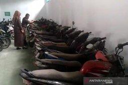 Kejari Bengkulu lelang 27 kendaraan hasil kasus pencurian