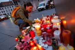 Aksi penembakan di Frankfurt_Jerman, 8 orang tewas