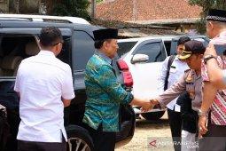 Pasca-penusukan, Wiranto dirawat di RSUD Berkah Pandeglang