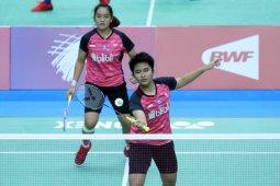 Kejuaraan  Dunia Junior - Dijegal unggulan ke-13, Nita/Putri gagal ke semifinal