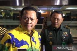 Bamsoet sebut luka tusuk yang diderita Wiranto fatal