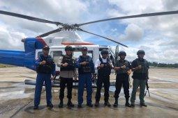 Kapolda Maluku kunjungi anggota Brimob di Papua