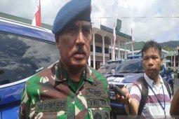 Pangkalan  Lanud Silas Papare kembali terbangkan 104 pengungsi ke Wamena
