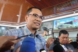 Saleh Husin jenguk Wiranto setelah jalani operasi