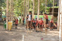 Ratusan siswa di Denpasar ikuti pengenalan lingkungan