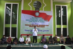 Gubernur Wahidin ajak masyarakat tingkatkan kewaspadaan