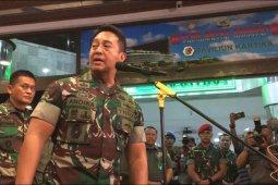 Gara-gara istri posting nyinyir Wiranto, Komandan Kodim dicopot dari jabatannya