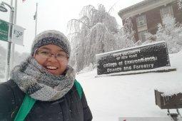 Demi kualitas air, Aulia Azizah rela sekolah hingga ke Amerika Serikat