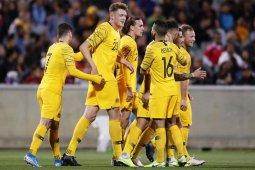 Kualifikasi Piala Dunia - Australia lanjutkan catatan bagus, Kuwait tertahan
