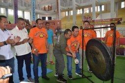 Aa Boxer dan Bupati Syahirsah buka Kejurprov Tarung Derajat Jambi