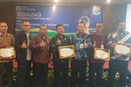 BPJS Ketenagakerjaan sosialisasikan anugerah Paritrana 2019