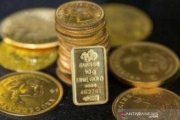 Harga emas jatuh, investor cerna data ekonomi AS dan China
