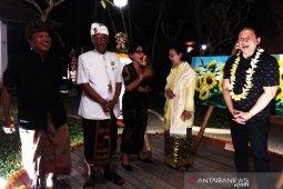 Kepala Bekraf resmikan Rumah Arie Smit dan pameran lukisan di Ubud