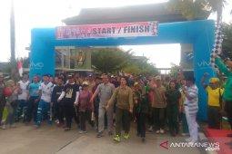 5.600 peserta ikuti fun bike dan jalan sehat Kodam XII Tanjungpura