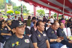 Wakil Bupati Samosir di PTLF Parapat