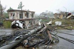 Topan Hagibis akibatkan 10 orang tewas, belasan hilang