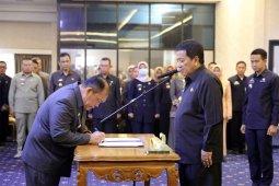 Gubernur Arinal Lantik 19 Pimpinan Tinggi Pratama Lingkungan Pemprov Lampung