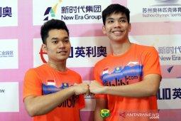 Kejuaraan Dunia Junior - Leo/Daniel juara ganda putra usai kalahkan unggulan pertama