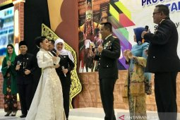 Doa Yuni Shara untuk Hari Jadi Ke-74  Jawa Timur