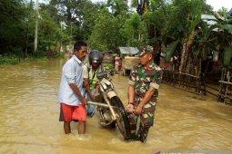 Banjir di Nagan Raya Aceh, ratus rumah  terendam