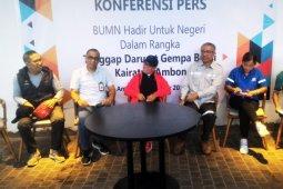 BUMN akan berpartisipasi dalam masa pemulihan pascagempa di Maluku