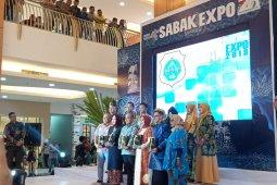 Kabupaten Tanjabtim luncurkan buku motif batik pada Sabak Ekspo 2019