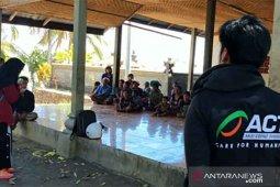 ACT-OSIS SMA Albanna Denpasar bantu air bersih di Karangasem